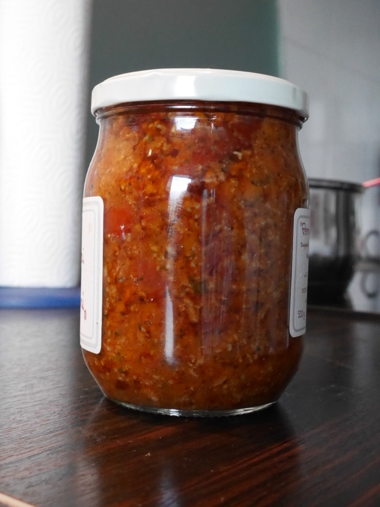 "Sauce Bolognese ""Madame style"""