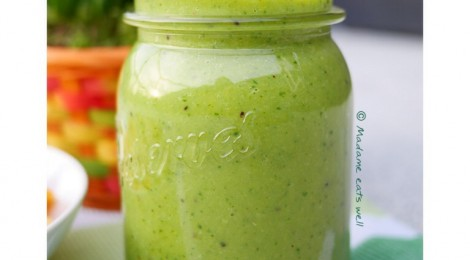 "Green smoothie ""2"""